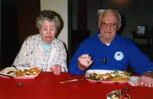 John Wrana and his wife, Helen